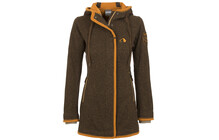 Tatonka Ibarra Women's Coat coffee bean